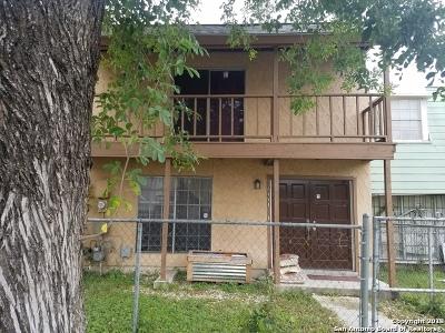 Single Family Home New: 7110 Glen Mist