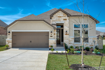 New Braunfels Single Family Home For Sale: 647 Glade View