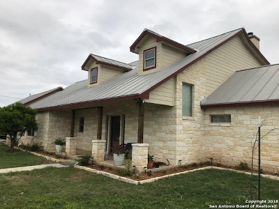 Castroville Single Family Home For Sale: 345 Pr 5754