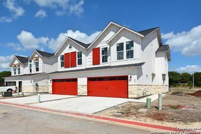 New Braunfels Condo/Townhouse New: 223 Sapphire #1002
