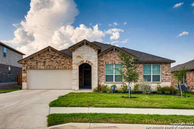 Cibolo Single Family Home New: 668 Minerals Way