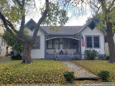 San Antonio Multi Family Home Active Option: 416 W Hollywood Ave