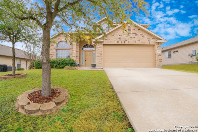 Schertz Single Family Home For Sale: 721 Fountain Gate