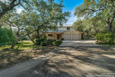Bulverde Single Family Home Active Option: 30661 Panther Dr