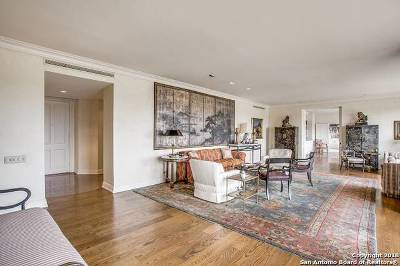 Mahncke Park Condo/Townhouse For Sale: 4001 New Braunfels Ave #800