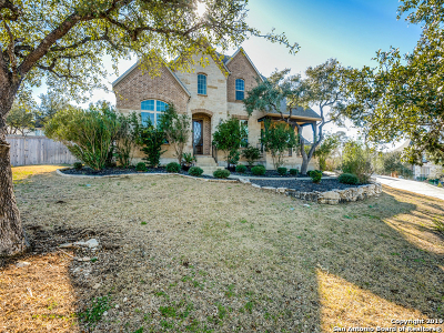 San Antonio Single Family Home For Sale: 1510 Wild Peak