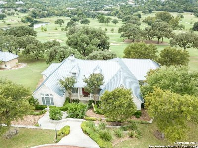 Boerne Single Family Home For Sale: 105 Antelope Hill