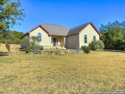 Timberwood Park Single Family Home For Sale: 501 High Country Ridge