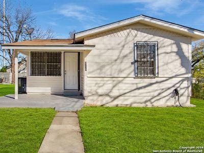 Single Family Home New: 119 Amor Ln