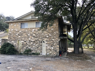 San Antonio Multi Family Home Back on Market: 104 Prestwick Blvd