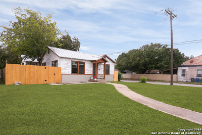 Single Family Home Active Option: 402 Chicago Blvd