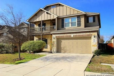 Cibolo Single Family Home For Sale: 224 Morgan Run