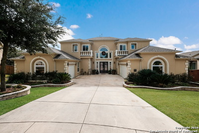 San Antonio Single Family Home For Sale: 9602 Aviara Golf