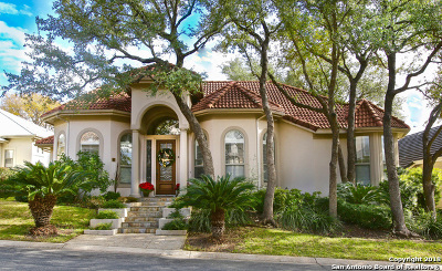 San Antonio Single Family Home For Sale: 21 Worthsham Dr
