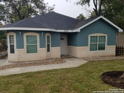 Single Family Home New: 1018 Greer St