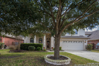 Schertz Single Family Home New: 2608 Cloverbrook Ln