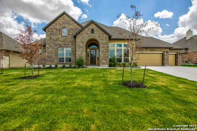Bexar County, Comal County, Guadalupe County Single Family Home For Sale: 6422 Stearin Way