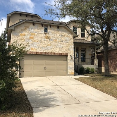 Boerne Single Family Home For Sale: 9939 Jon Boat Way