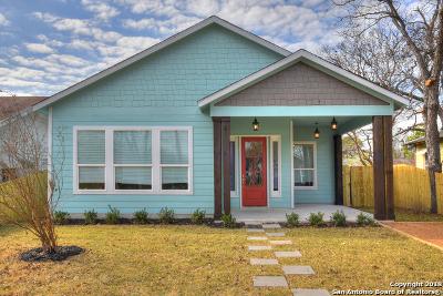 Single Family Home New: 1121 S Mesquite