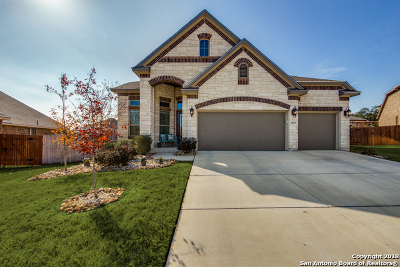 Single Family Home For Sale: 18707 Andalucia Cove