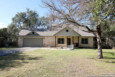 Spring Branch Single Family Home Active Option: 555 Guadalupe Dr