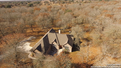 Atascosa County Single Family Home Active Option: 260 Savannah Heights