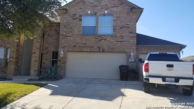 Converse Single Family Home For Sale: 2615 Gray Whales