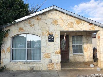 San Antonio Single Family Home Back on Market: 3005 Tampico St