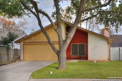 San Antonio Single Family Home Back on Market: 9331 Points Edge