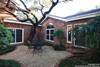 Elm Creek Single Family Home For Sale: 1 Villa Bonita