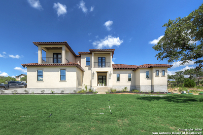 Bexar County Single Family Home New: 23118 Casey Canyon