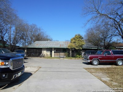 San Antonio Multi Family Home For Sale: 3033 Rigsby Ave