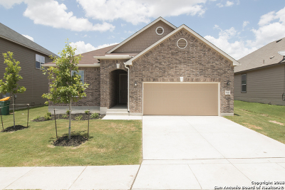 Converse Single Family Home For Sale: 9441 Copperway