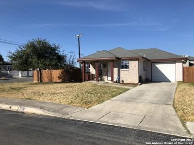 San Antonio Single Family Home Back on Market: 5631 Sunkist