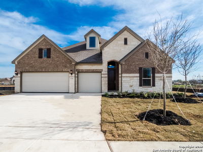Schertz Single Family Home New: 6926 Hallie Hill