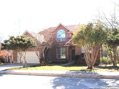 Helotes Rental New: 9214 Tay Dr