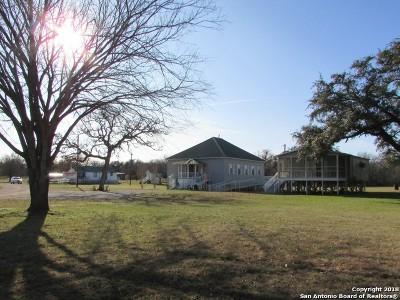 Wilson County Single Family Home New: 159 & 163 County Road 440