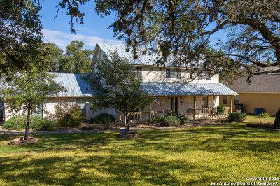 Timberwood Park Single Family Home Active Option: 119 W Vista Ridge