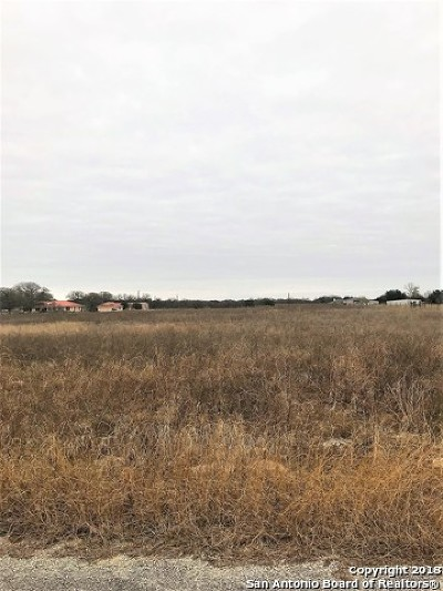 Floresville Residential Lots & Land New: 145 Chaparral Dr