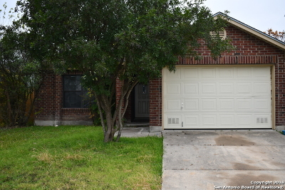 Seguin Single Family Home Price Change: 3402 Santa Fe Trail