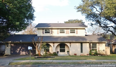 Single Family Home For Sale: 607 Briar Oak St