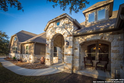 New Braunfels TX Single Family Home New: $700,000