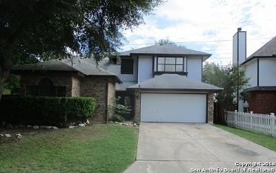 Converse Single Family Home New: 9750 Logans Ridge Dr