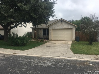 Converse Single Family Home For Sale: 8348 Morning Grove