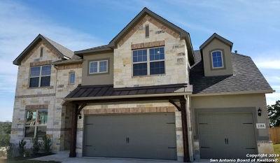 New Braunfels Single Family Home New: 1184 Limestone Way
