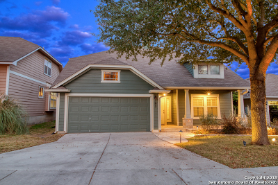 Cibolo Single Family Home Active Option: 105 Running Brook