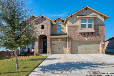 Cibolo Single Family Home New: 308 Windmill Way