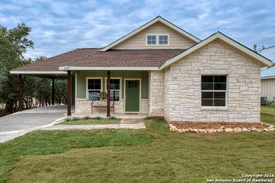 Spring Branch Single Family Home New: 620 Mockingbird Cove