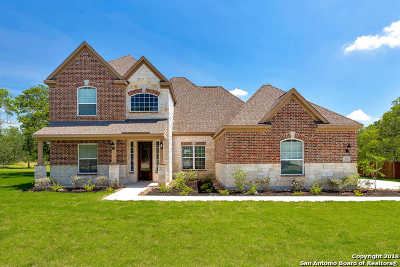 Castroville Single Family Home New: 158 Sweet Rose