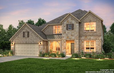 Bexar County Single Family Home Price Change: 3018 Running Fawn